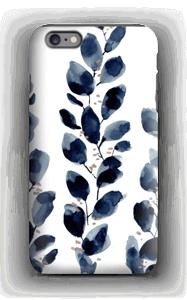 Blue Leaf  case IPhone 6s Plus tough