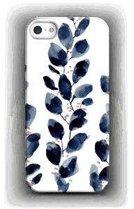 Blue Leaf  case IPhone SE