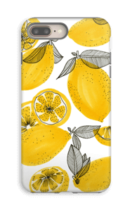 Sweet Lemons  case IPhone 8 Plus tough
