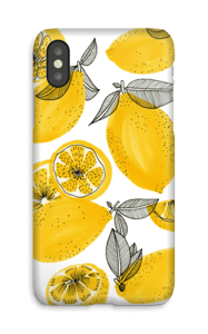 Sweet Lemons  case IPhone X