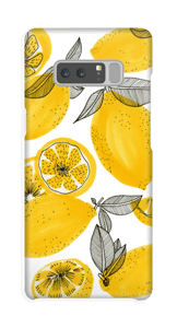 Sweet Lemons  case Galaxy Note8