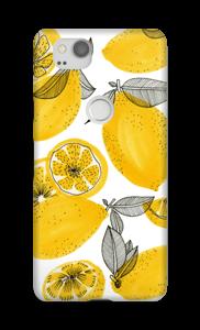 Små gule citroner cover Pixel 2