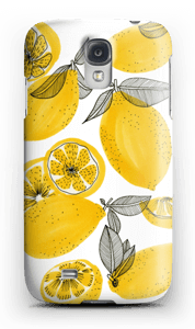 Sweet Lemons  case Galaxy S4