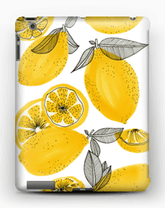Sweet Lemons  case IPad 4/3/2