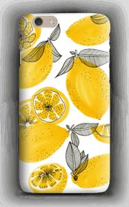 Kleine gele citroenen hoesje