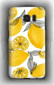Gelbe kleine Zitronen Handyhülle Galaxy S6