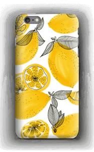 Keltaiset sitruunat kuoret IPhone 6s Plus