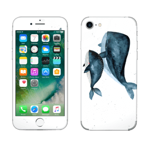 Two Whales  Skin IPhone 7