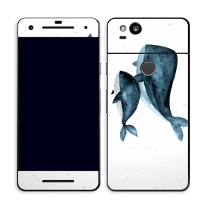 Two Whales  Skin Pixel 2