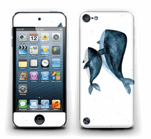 Two Whales  Skin IPod Touch 5th Gen