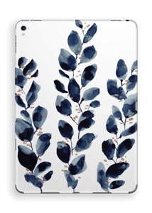 Blå løv Skin IPad Pro 9.7
