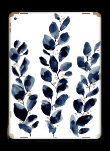 Blå løv Skin IPad Pro 12.9