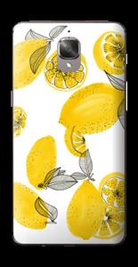 Gelbe Zitronen Skin OnePlus 3