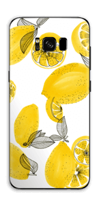 Sweet lemons  Skin Galaxy S8 Plus