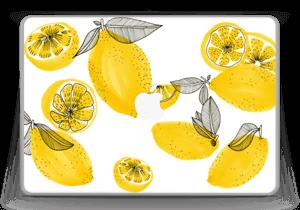 "Gule sitroner Skin MacBook Pro 13"" -2015"