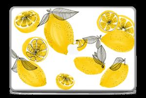 "Petits citrons jaunes Skin MacBook Pro 17"" -2015"