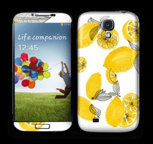 Sweet lemons  Skin Galaxy S4