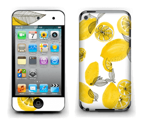 Gule sitroner Skin IPod Touch 4th Gen