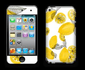 Sweet lemons  Skin IPod Touch 4th Gen