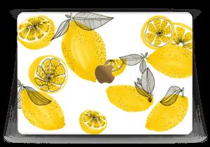 "Gule citroner Skin MacBook 12"""