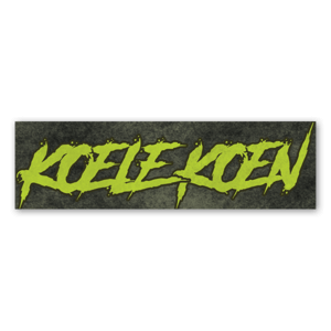 KoeleKoenSlap sticker