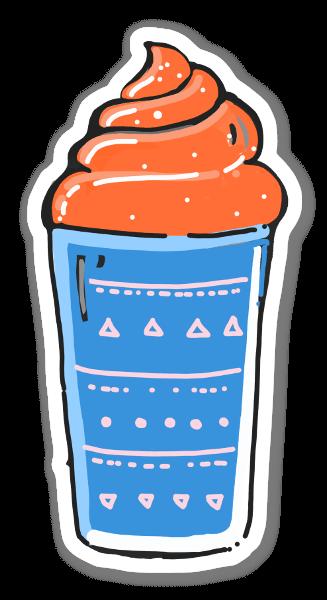 Shake  sticker