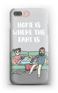 Fart  case IPhone 7 Plus