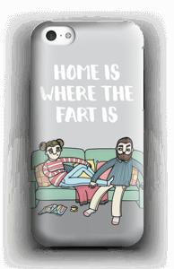 Fart  case IPhone 5c