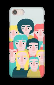 Mennesker cover IPhone 8