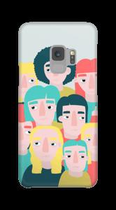 Sauer Handyhülle Galaxy S9