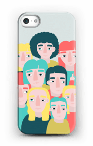 The Gang Coque  IPhone 5/5S