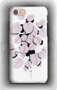 Roosa terälehti kuoret IPhone 7