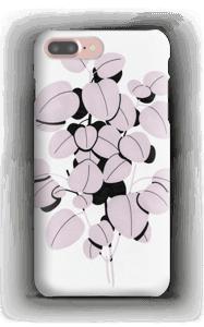 Roosa terälehti kuoret IPhone 7 Plus