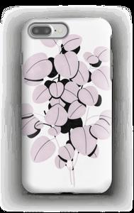 Feuilles roses Coque  IPhone 7 Plus tough