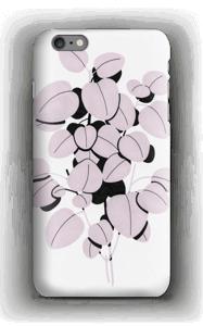 Roosa terälehti kuoret IPhone 6s Plus