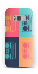 Boombox World cover Galaxy S8