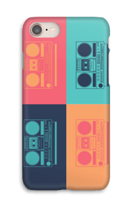 Boombox World cover IPhone 8