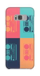 Boombox World skal Galaxy S8 Plus