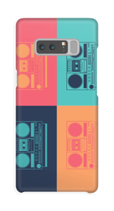 Boombox world deksel Galaxy Note8