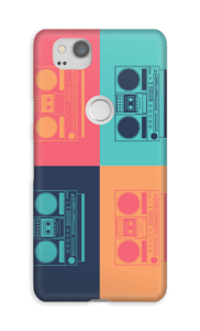 Boombox World cover Pixel 2
