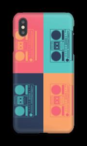 Radiocasete funda IPhone XS Max