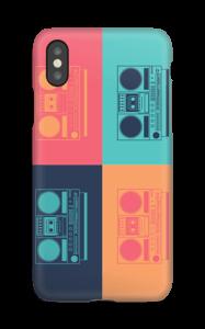 Boombox world deksel IPhone XS