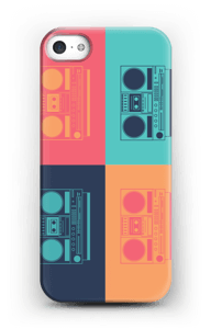 Boombox World case IPhone 5/5S