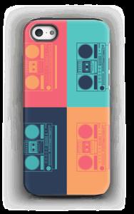 Boombox World case IPhone 5/5s tough