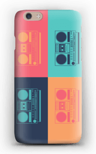 Boombox World cover IPhone 6
