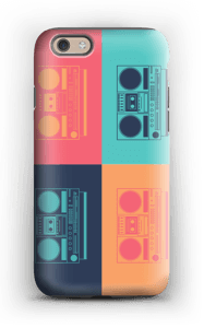 Boombox World case IPhone 6 tough