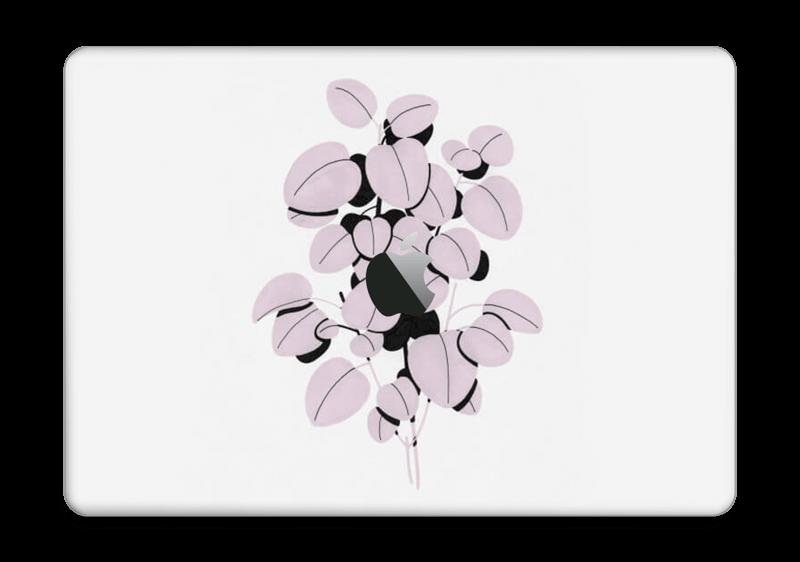 "Rosa blad Skin MacBook Pro 13"" 2016-"