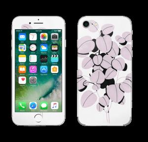 Rosa blad Skin IPhone 7