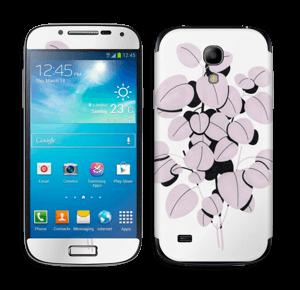 Rosa blad Skin Galaxy S4 Mini
