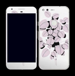 Rosa blad Skin Pixel